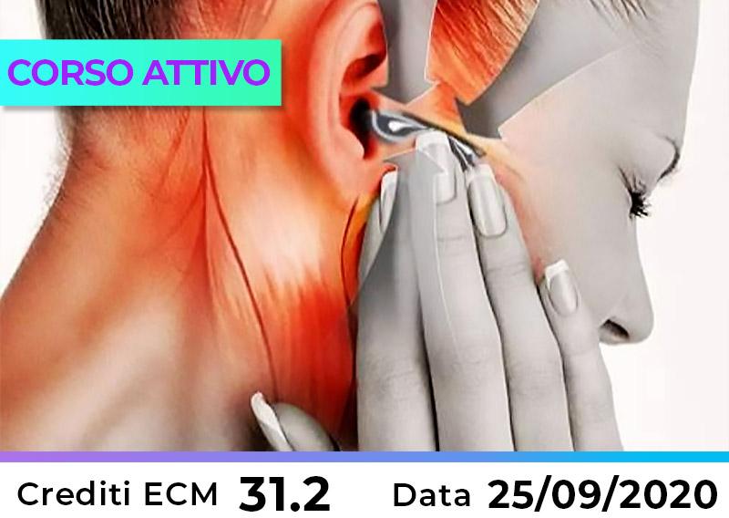 L'influenza dei disturbi dell'ATM sulla dinamica cranio-vertebrale: approccio multidisciplinare dalla diagnosi alla terapia – Roma