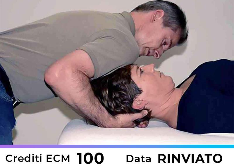 Terapia Manuale secondo il Concetto OMT Kaltenborn-Evjenth Livello I – Lamezia Terme