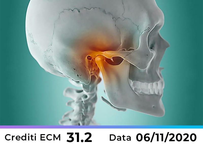 L'influenza dei disturbi dell'ATM sulla dinamica cranio-vertebrale: approccio multidisciplinare dalla diagnosi alla terapia – Olbia