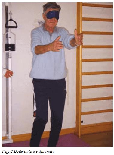riabilitazione vestibolare