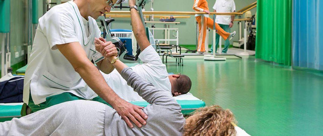 Fisioterapista pronto soccorso