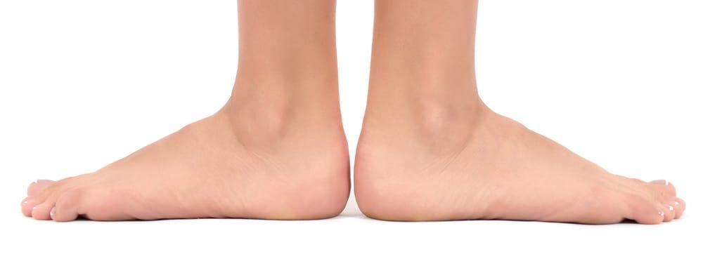 Programma riabilitativo del piede