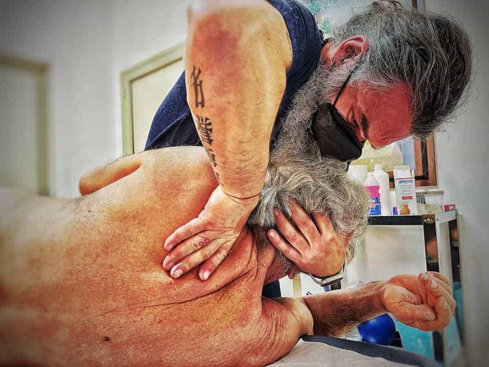 osteopatia e acufene
