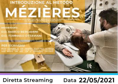 Webinar – Introduzione al Metodo Mézières