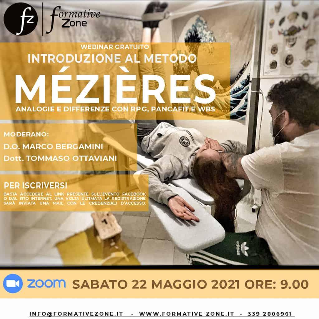 Webinar - Introduzione al Metodo Mézières