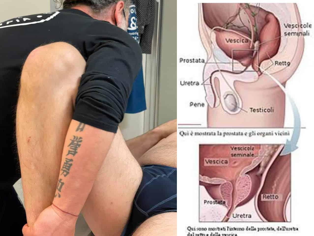 Osteopatia e sfera urogenitale maschile