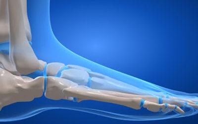 La meccanica del piede e osteopatia