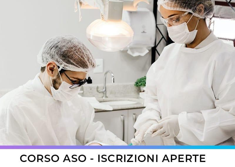 Corso per Assistente di Studio Odontoiatrico (A.S.O.)