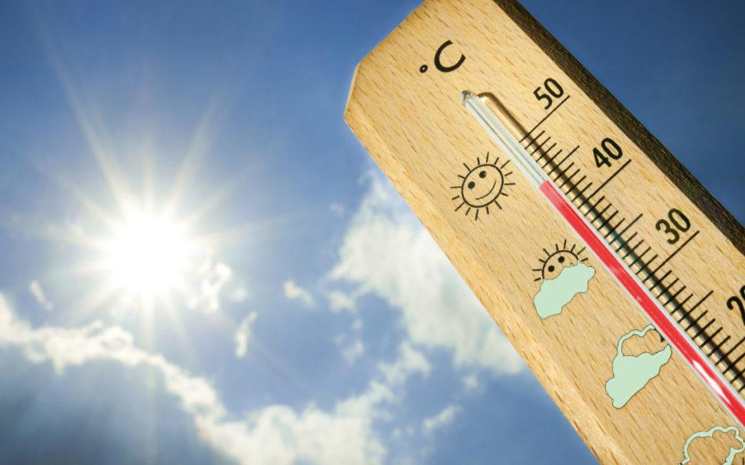 Caldo sbalzi di temperatura e osteopatia