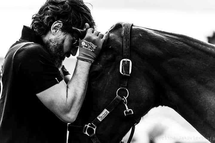 Fascial Unwinding equino di Giuseppe Totaro